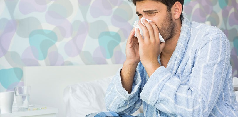 People With Diabetes Are More Likely to Get Colds or Flu