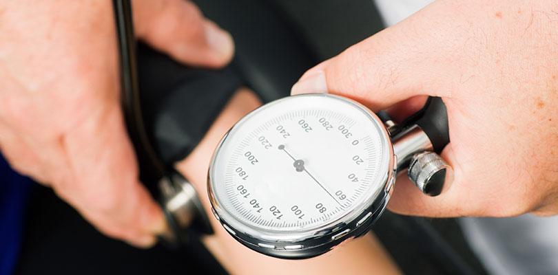 Regular Blood Pressure Monitoring